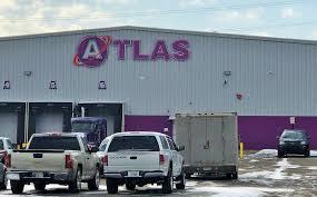 100 Atlas Trucking Highlighting S Facility In Taylor Michigan