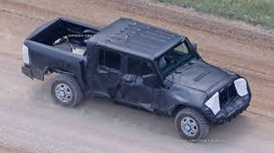 Ram Truck Platform Could Underpin New Jeep Wrangler Pickup