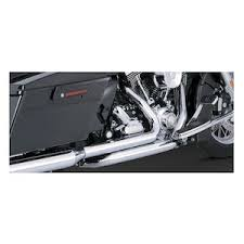 vance hines dresser duals headers for harley touring 2010 2016