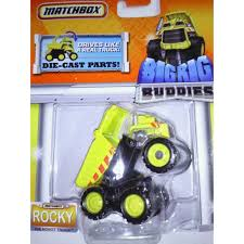 Matchbox Big Rig Buddies Toys: Buy Online From Fishpond.co.nz Matchbox Rocky The Robot Truck Sounds And Interactions Youtube 814pcs Double E C51014w 2 In 1 Rc Mixer Building Blocks Kits Does What Interactive By New Tobot Athlon Mini Rocky Transformer Excavator Car T Stinky Garbage Save 35 Today The Dump Toy Talking Mattel Pop Rides Deadpools Chimichanga Deadpool Catalog Funko 1903638801 Deluxe Walmartcom Paw Patrol Sea Light Up Teenage Mutant Ninja Turtles