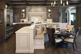 Echanting Kitchen Island With Booth Seating House Furniture Regarding Ideas