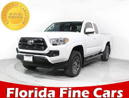 Used 2016 TOYOTA TACOMA Extended Cab Sr Truck For Sale In MIAMI ... Ford Dump Truck 99 Aaa Machinery Parts And Rentals Used 2017 Ford F 150 Xlt Truck For Sale In Ami Fl 85527 90573 90405 Best Trucks Of Miami Inc New Nissan Frontier Sale Us News 2015 Lariat 90091 For In On Buyllsearch Craigslist August 2013 Cars By Owner Under Debary Dealer Orlando Florida Panama Toyota Pickup 7th And Van Box