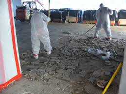 Removing Asbestos Floor Tiles Illinois by Professional Asbestos Removal Abatement Services