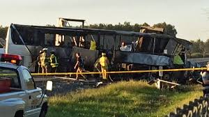 NTSB Issues Preliminary Report In Fatal California FedEx Truck, Bus ... I10 Eastbound Near Texas State Line Reopens Following Crash Katc Fiery Closes I435 Sthbound The Kansas City Star California Student Bus Crash At Least 10 Dead Time Who Is Liable For A Fedex Truck Accident Max Meyers Law Pllc Person Killed In Headon Wrong Way On I465 Theindychannel I95 Ctortrailer Truck Driver I40 Local News Citizentribunecom Trooper Says Divine Iervention May Have Helped Save Dr Update Ripley Woman Killed I77 Sissonville Thp Responds To Overturned Wbbj Tv What Do If Youre An Volving Ntsb Examines Claim Was Fire Before