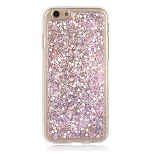 Unicorn Rainbow Pink Glitter Phone Case
