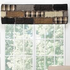 100 Contemporary Lodge Tiles Valance