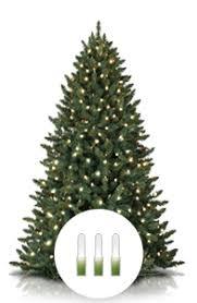 PreLit Artificial Christmas Trees Treetopia UK