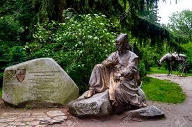 siege liberation monument to the cossacks in turkenschanzpark german