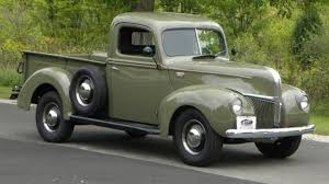 1941 Ford Pickup For Sale Near Volo, Illinois 60073 - Classics On ...