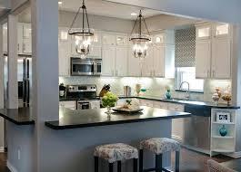 kitchen light fixtures sink large size of lightning