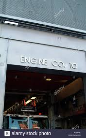 100 Truck Outlet Usa FDNY Engine Company 10 Fire House And Truck Defending Liberty Street