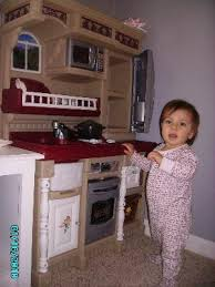 Step2 Kitchens U0026 Play Food by Step2 Lifestyle Custom Kitchen Includes 20 Piece Accessory Set