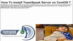 How To Install TeamSpeak Server On CentOS 7 Server - YouTube Cara Mehubungkan Voip Gsm Gateway Yeastar Neogate Tg400 Dengan Voip Communications Ip Phone Systems Blair Leigh Enterprises Llc Astpp Open Source Voip Development Company Inextrix Vox Gratia Asterisk Pbx What Is A Fullfeatured Open Source Gpl How To Write Your Own Voice Over Ip Client Scott Lobdell Technic Dimension Membuat Sver Di Ubuntu Digium And Grandstream Create Highperformance Opensource Opensource Iot Kit Runs Openwrt Mics Arduino Yun Visual System Awesome Rebrncom The Face Of The Worlds 1 Software Presenting Transfer Blog Opportunities
