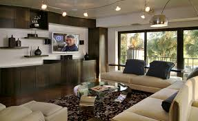lighting options for your family room contemporary living room