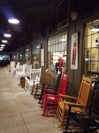 Rocking Chairs At Cracker Barrel by Take Time To Kick Back For A Little In These Rocking Chairs