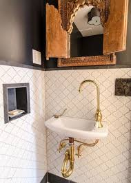 Unlacquered Brass Bathroom Faucet by A Crash Course In Bathroom Faucet Finishes