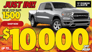 Chrysler New Car Specials In North Huntingdon, PA | Jim Shorkey ... Ram Truck Month Event 1500 Youtube Used 2017 Outdoorsman500 Rebate Internet Sale For Sale In Ram 2500 For In Paris Tx At James Hodge Motors Dodge Rebates And Incentives 2016 Lovely The 3500 Is Unique Prices Allnew 2019 Trucks Canada Hoblit Chrysler Jeep Srt New Deals Lease Offers Specials Denver Center 104th Sonju Browse Brands Most Recent Pickup Are On Lebanon Tennessee