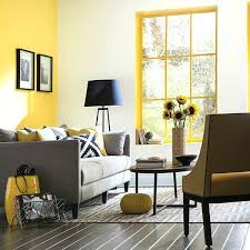 Yellow Living Room Accents Best Accent Walls Ideas On Gray Bedrooms