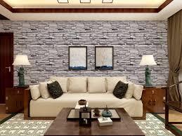 3 farben retro nachahmung ziegel stein muster tapete wohnzimmer 3d tv wand tapete kleidung speichert arbeitet hotel tapete