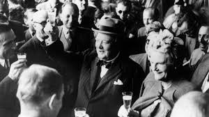 Winston Churchills Iron Curtain Speech by Couldn U0027t Defeat Churchill But Champagne Nearly Did The