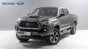100 Trucks For Sale By Owner In Orange County PreOwned 2018 Toyota Tacoma TRD Sport Crew Cab Pickup In Buena Park