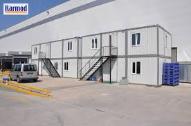 100 Containerized Homes Living Units Housing Cost Karmod