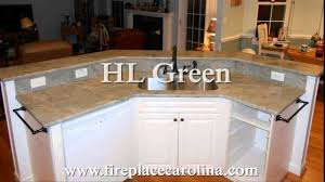 Best Color For Kitchen Cabinets by New Granite Colors Ideas For White Cabinets 2014 Youtube