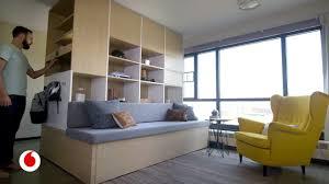 Muebles Inteligentes Que Duplican El Espacio De Tu Casa