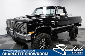 1986 Chevrolet Silverado | Streetside Classics - The Nation's ...