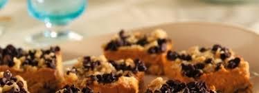 Splenda Easy Pumpkin Pie by Chocolate Chip Pumpkin Bars Recipe No Calorie Sweetener U0026 Sugar
