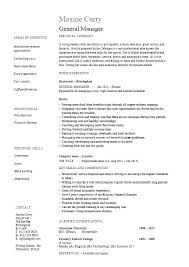 Federal Resume Sample 2016 Example Of Application Job Format For Applying Template General Manager F