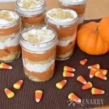 Pumpkin Pie Mousse Parfait by Pumpkin Pie Parfaits Recipe A Dessert Idea For Fall