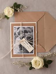 Wedding Thank You Card Rustic Cards Personalised Craft Set Of 20 4lovepolkadots 2376657