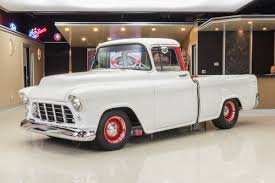 100 Vanguard Truck Racks 1955 Chevrolet Cameo Classic Cars For Sale Michigan Muscle Old
