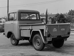 The Long, Illustrious History Of Jeep Pickup Trucks | Top Speed