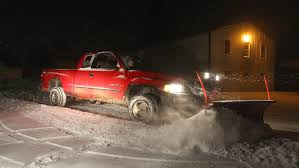 100 Truck With Snow Plow For Sale Not Easy To Make Money Plowing Snow