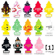 Little Tree Air Freshener Best Scent The Edition Trees Fresheners Car