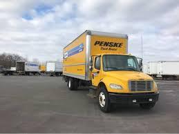 100 Penske Truck Rental Columbus Ohio 2013 FREIGHTLINER BUSINESS CLASS M2 106 OBETZ OH 5001627992