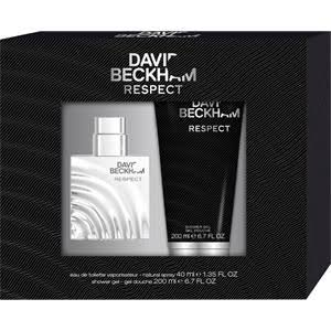 David Beckham Respect Eau De Toilette 40ml & Shower Gel 200ml Gift Set