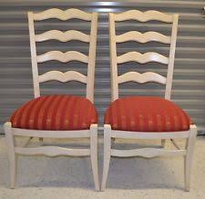 ethan allen dining chairs ebay