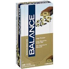 Balance Bar Cookie Dough Box 15
