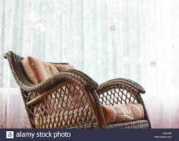 Wicker Rocking Chair Composition Stock Photo: 86571457 - Alamy 3piece Honey Brown Wicker Outdoor Patio Rocker Chairs End Table Rocking Luxury Home Design And Spring Haven Allweather Chair Shop Abbyson Gabriela Espresso On 3 Piece Set Rattan With Coffee Rockers Legacy White With Cushion Fniture Cheap Dark Find Deals On Hampton Bay Park Meadows Swivel Lounge
