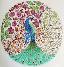 Secret Garden Coloring Books For Adults