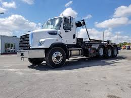 2018 Freightliner 114SD TRI-AXLE Roll-off Truck - RDK Truck Sales 2004 Mack Granite Cv713 Roll Off Truck For Sale Stock 113 Flickr New 2019 Lvo Vhd64f300 Rolloff Truck For Sale 7728 Trucks Cable And Parts Used 2012 Intertional 4300 In 2010 Freightliner Roll Off An9273 Parris Sales Garbage Trucks For Sale In Washington 7040 2006 266 New Kenworth T880 Tri Axle