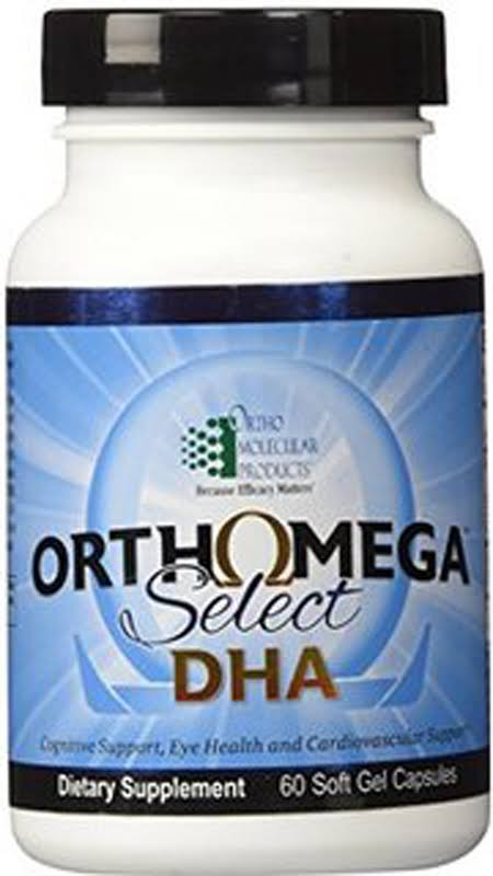 Orthomega Select DHA 60