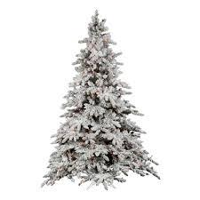 Noble Fir Flocked Artificial Christmas Tree by Christmas Tree Color Peeinn Com