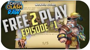 Castle Clash Pumpkin Duke Best Traits by Raw U0027s Free 2 Play Series 1 Brand New Account Castle Clash