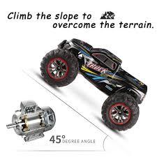 100 Off Road Remote Control Trucks Hosim Large Size 110 Scale High Speed 46kmh 4WD 24Ghz