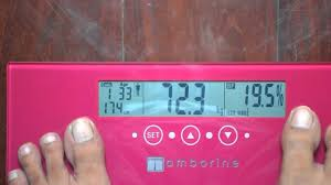 Eatsmart Precision Digital Bathroom Scale Esbs 01 tamborine tr 7704 body fat hydration monitor scale youtube