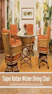 Dinette Sets With Roller Chairs by 20 Best Caster Chairs Images On Pinterest Rattan Chairs Dining